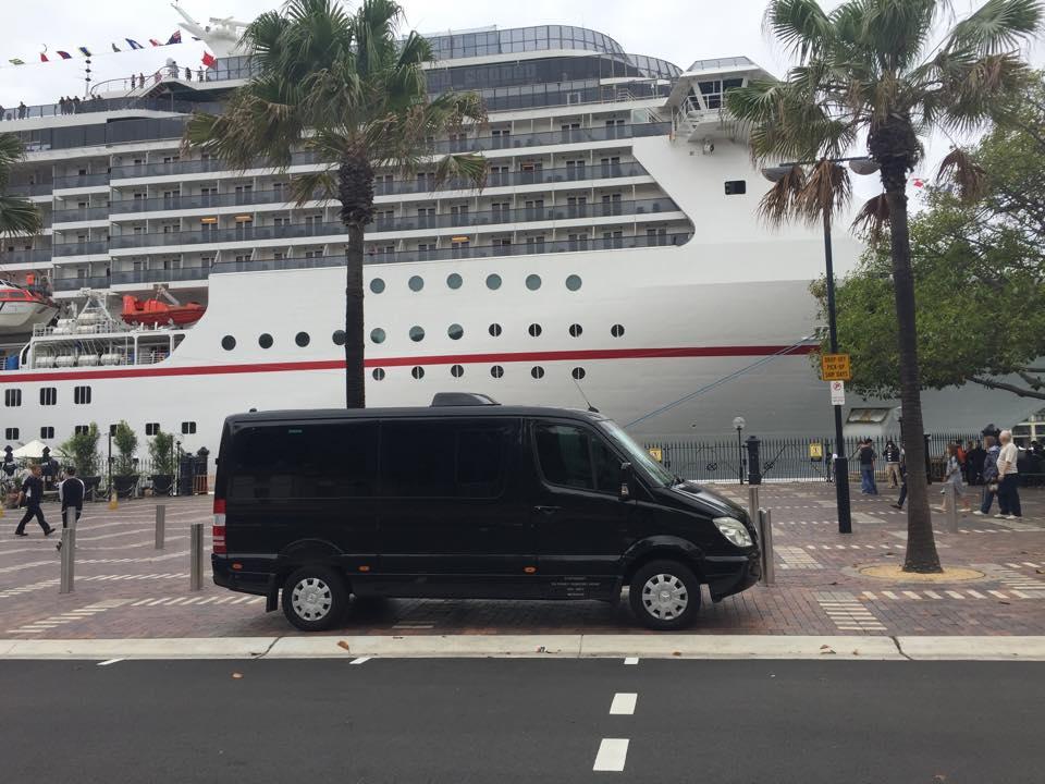 Cruise Transfer Sydney