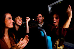 Hire a Party Bus
