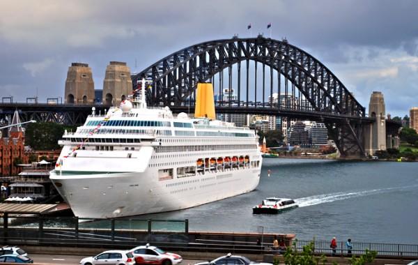 Sydney Port Arrival Transfer