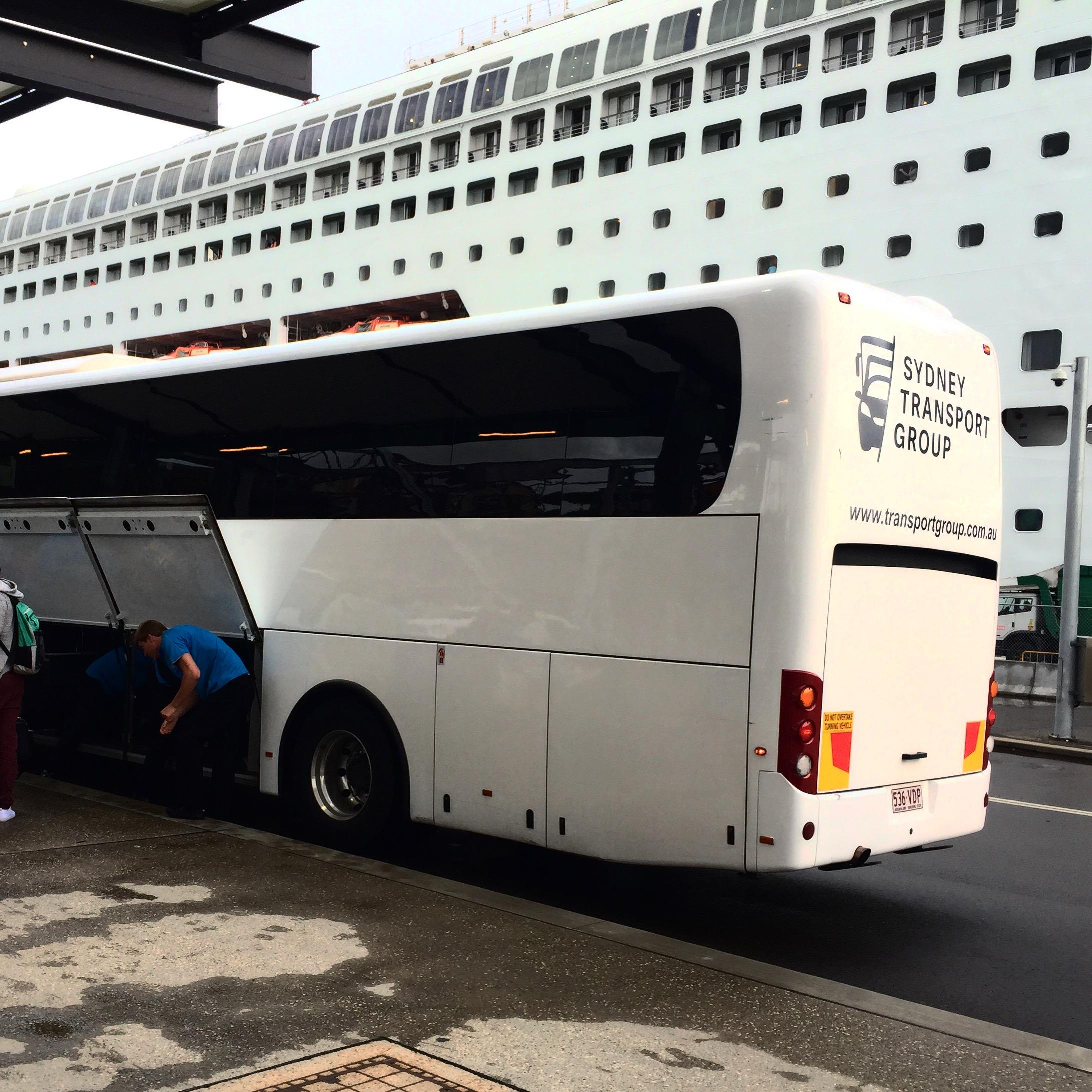 Sydney coach hire